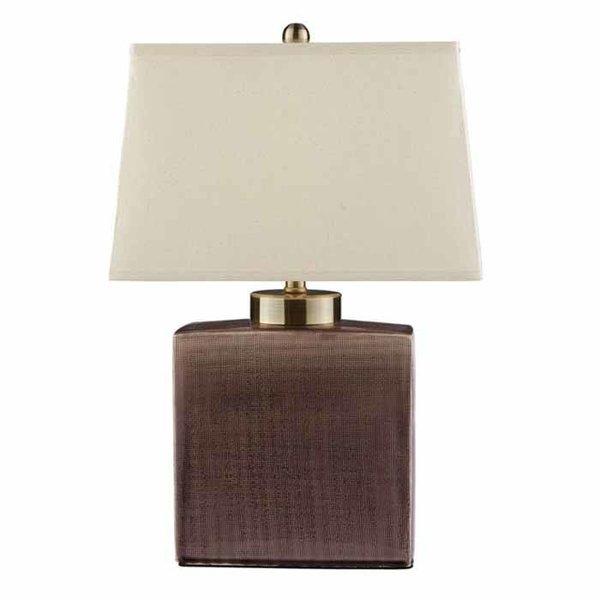 Graphite Ceramic Lamp SHIPS FREE