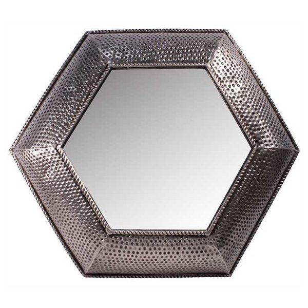 Snakeskin Metal Mirror SHIPS FREE