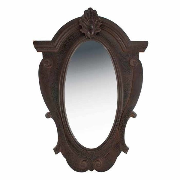 Ornate Wood Mirror SHIPS FREE