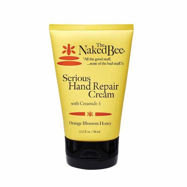The Naked Bee Serious Hand Repair Cream, 3.25oz