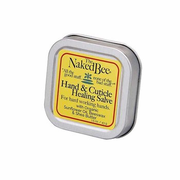 The Naked Bee Hand &  Cuticle Salve
