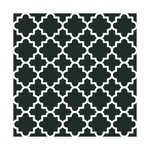 "Artisan Enhancements Artisan Enhancements Large Moroccan Stencil 24""x24"