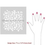 Royal Design Studio Sultan Swirl Craft Stencil