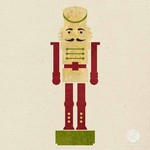 Royal Design Studio Nutcracker Stencil