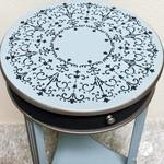 Royal Design Studio San Bartolo Medallion Furniture Stencil