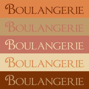 Royal Design Studio Boulangerie