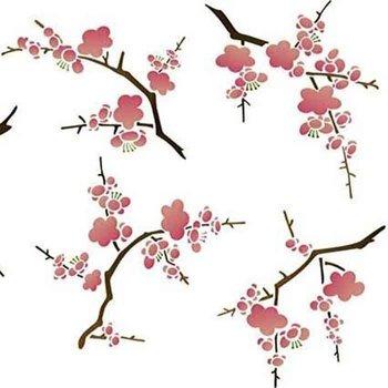 Royal Design Studio Cherry Blossoms