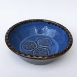 Cardinal Lake Pottery Dipping Bowl