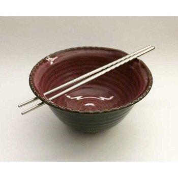 Cardinal Lake Pottery Noodle Bowl, 2 Cup Size