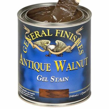 General Finishes Gel Stain, Quart
