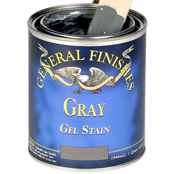 General Finishes General Finishes Gel Stain, Quart