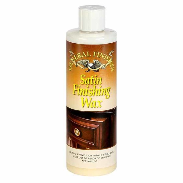 General Finishes Satin Finishing Wax