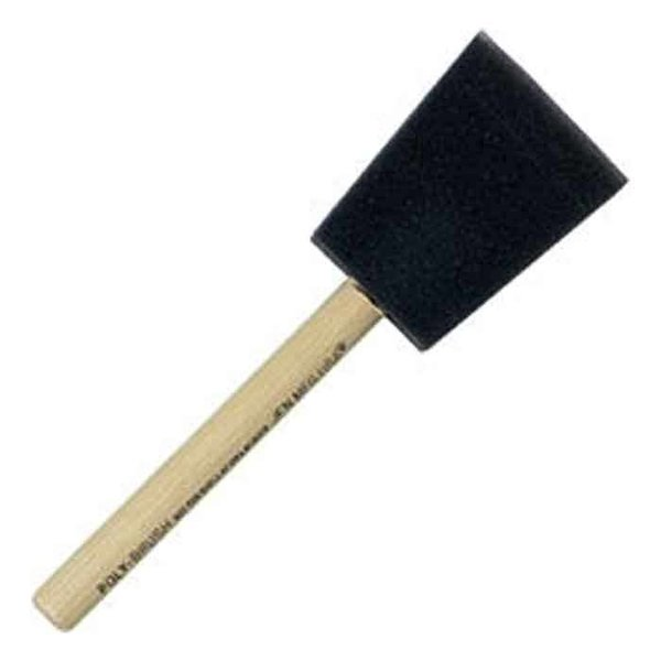Jen-Poly Foam Brush