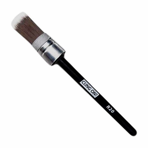 Cling On! Cling On! Round Brush R20
