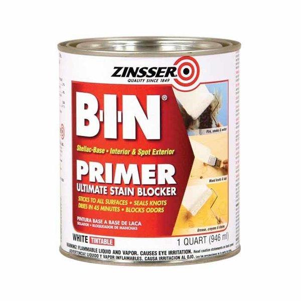 Zinsser B-I-N Advanced Primer, White Qt