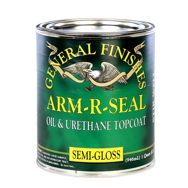 General Finishes General Finishes Arm-R-Seal Top Coat, Pint