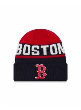NEW ERA Tuque junior Chilled Cuff des Red Sox de Boston