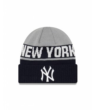 NEW ERA Tuque Junior Chilled Cuff des Yankees de New York