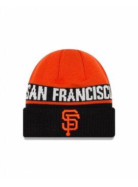 NEW ERA Tuque Chilled Cuff des Giants de San Francisco