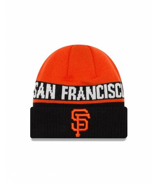 NEW ERA Tuque Chilled Cuff des Giants de San Francisco
