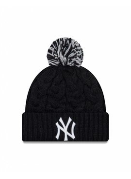 NEW ERA Women Cozy Cable Knit New York Yankees