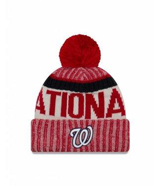 size 40 96829 8f6db NEW ERA Jr. NE17 Sport Knit Washington Nationals