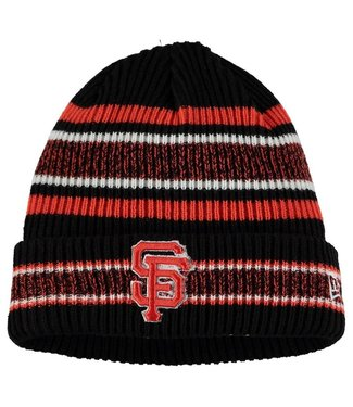 NEW ERA Tuque Vintage Stripe des giants de San Francisco