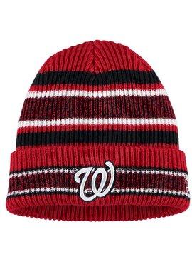 NEW ERA Tuque Vintage Stripe des Nationals de Washington