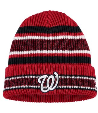 NEW ERA Tuque Vintage Stripe des Nationals de Washington