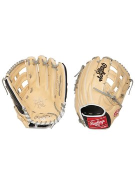 "RAWLINGS PRO3039-6CBFS Heart of the Hide 12 3/4"" Baseball Glove"