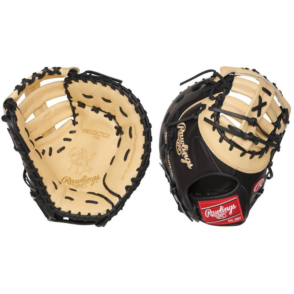 Rawlings Prodctcb Heart Of The Hide 13 Quot Firstbase Baseball