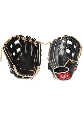 "RAWLINGS PRO3039-6BCF Heart of the Hide Hyper Shell 12 3/4"" Baseball Glove"