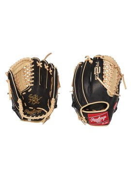 "RAWLINGS PROR205-4BC Heart of the Hide R2G Narrow Fit 11 3/4"" Baseball Glove"