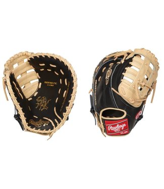 "RAWLINGS Gant de baseball de Premier But Heart of the Hide R2G 12 1/2"" PRORFM18-17BC de Rawlings"