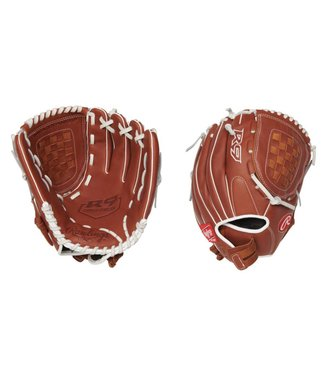 "RAWLINGS R9SB120-3DB R9 12"" Softball Glove"