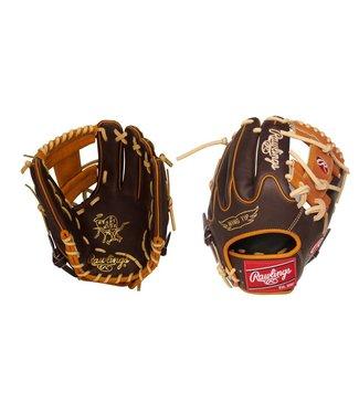 """RAWLINGS Gant de Baseball Heart of the Hide 11 3/4"""" PRO205W-2CH"""