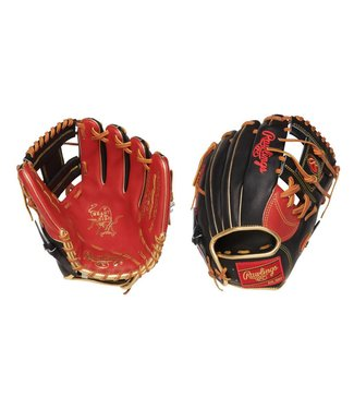 "RAWLINGS PRONP4-2SBG Heart of the Hide 11 1/2"" Baseball Glove"