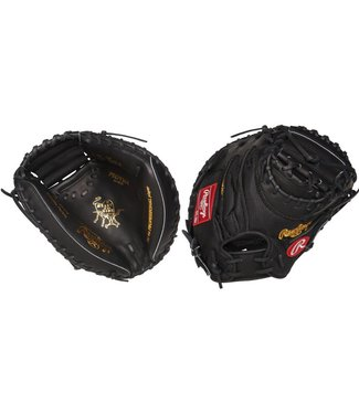 "RAWLINGS Gant de Receveur de baseball Yadier Molina Heart of the Hide 34"" PROYM4"