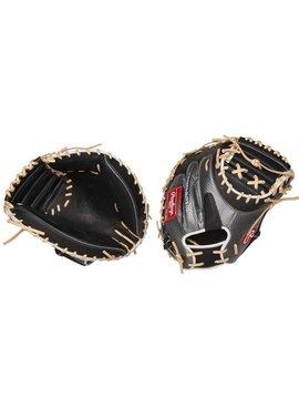 "RAWLINGS PROCM41BCF Heart of the Hide Hyper Shell 34"" Catcher's Baseball Glove"