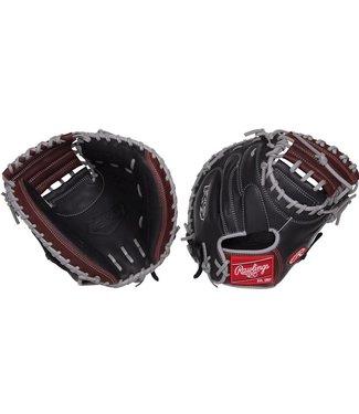"""RAWLINGS R9CM325BSG R9 32 1/2"""" Catcher's Baseball Glove"""