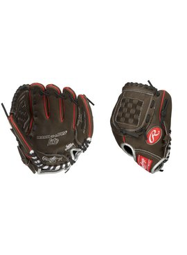 "RAWLINGS MPL100DSB Mark of a Pro 10"" Youth Baseball Glove"