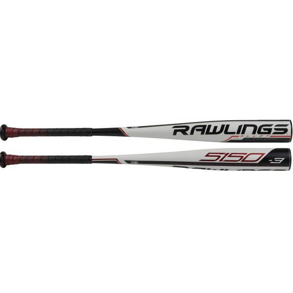 "RAWLINGS Bâton de Baseball 5150 Alloy 2 5/8"" BBCOR BB953 (-3)"