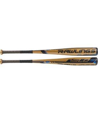 """RAWLINGS Bâton de Baseball Velo Alloy 2 5/8"""" USSSA UT9V5 (-5)"""