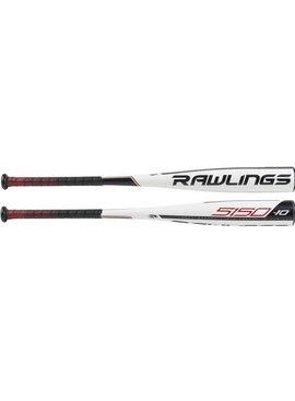 "RAWLINGS Bâton de Baseball 5150 Alloy 2 3/4"" USSSA UT9510 (-10)"