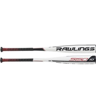 "RAWLINGS UT9510 5150 Alloy 2 3/4"" USSSA Baseball Bat (-10)"