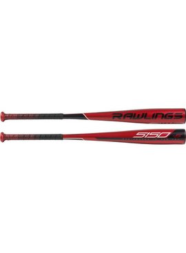 "RAWLINGS US955 5150 Alloy 2 5/8"" USA Baseball Bat (-5)"
