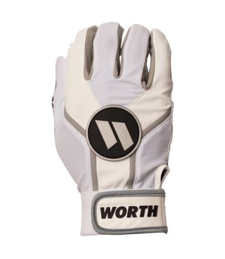 WORTH Worth Men's Batting Gloves