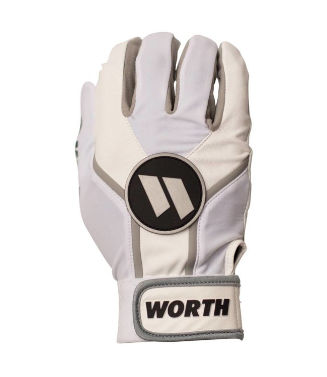 WORTH Worth Men's Batting Gloves