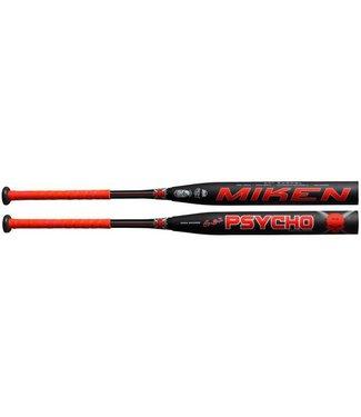 """MIKEN 2019 Miken Psycho Maxload 14"""" Barrel USSSA Softball Bat MCB18U"""