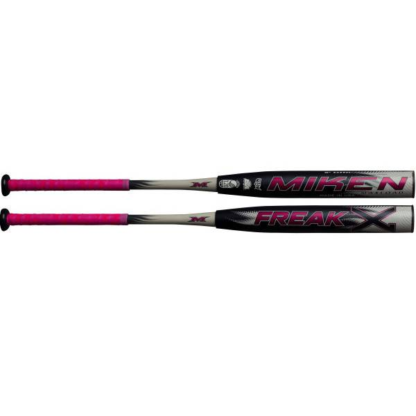 "MIKEN 2019 Miken Freak X Maxload 12"" Barrel USSSA Softball Bat MFX12U"